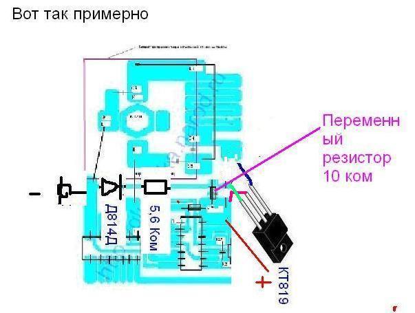 Инструкция Опорный 560